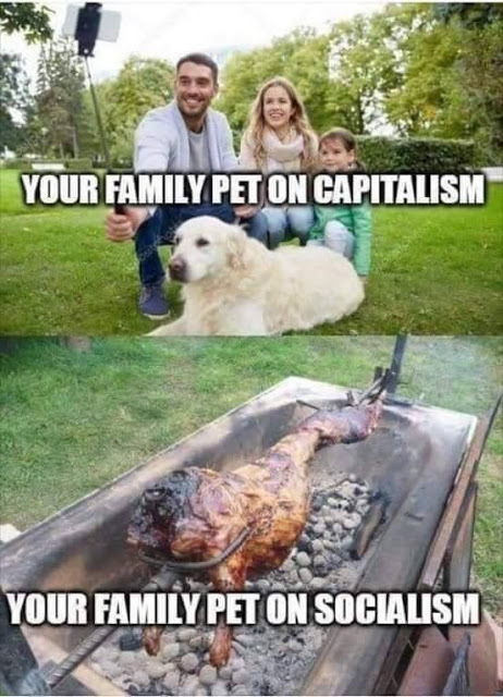 Venezuelan Socialist BBQ