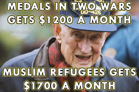 Vet vs Refugee