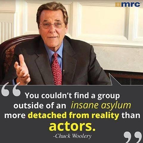 Woolery-insane actors