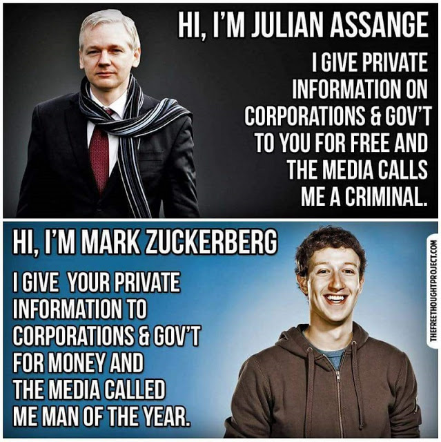 Zuckerberg-Assange