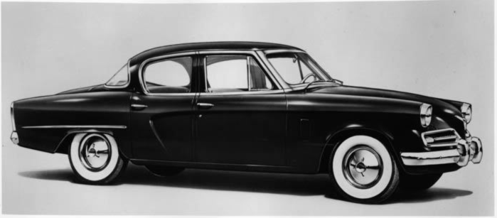 53 Studebaker Champion Sedan