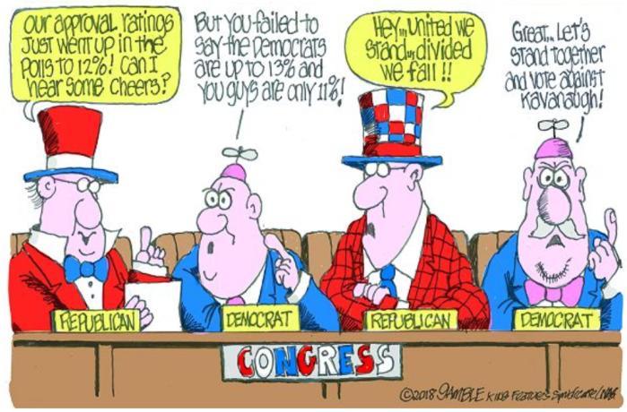 Congressional clowns