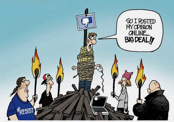 Facebook-censors