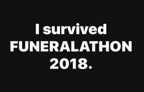 Funeralathon