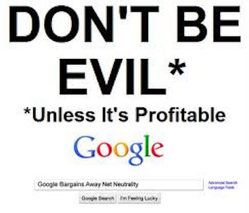 Google-don't-be-evil