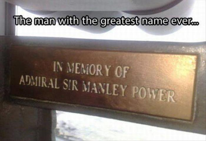 Greatest Name Ever
