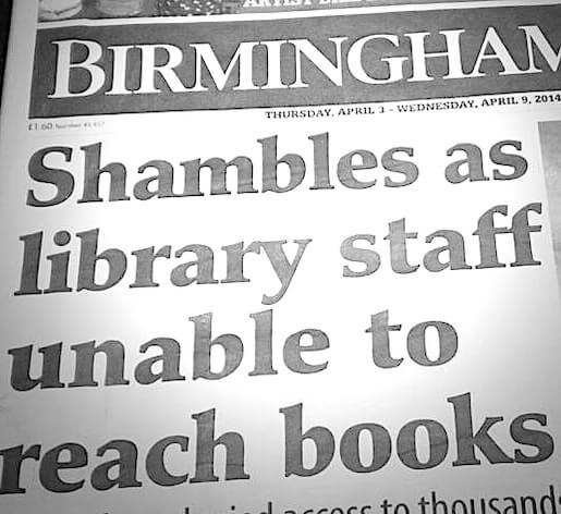 Headline-library staff