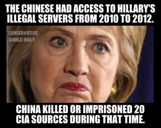 Hitlery-Chinese-20 CIA sources