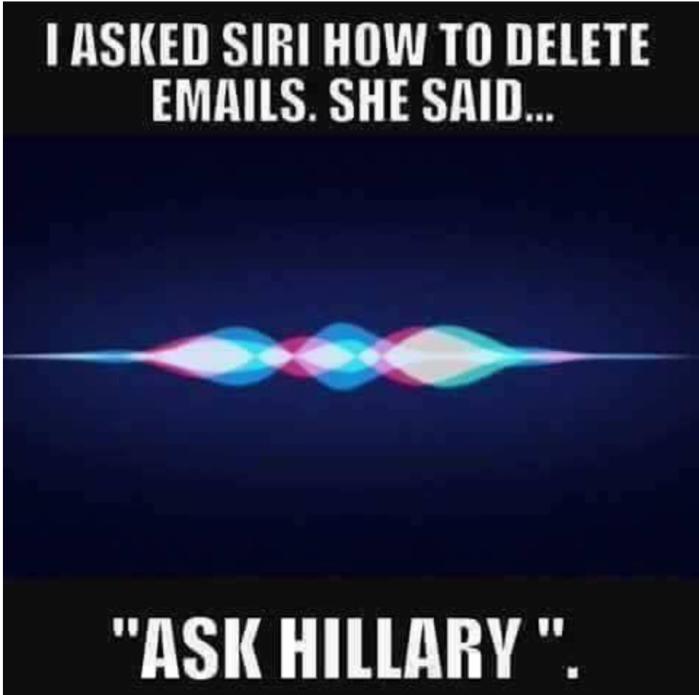 Hitlery-Siri-delete-emails