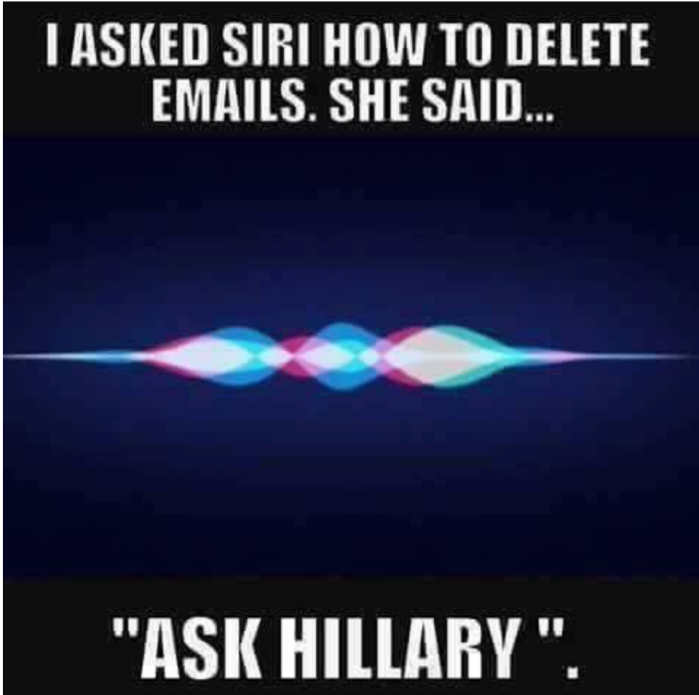 Hitlery-Siri-delete-emails