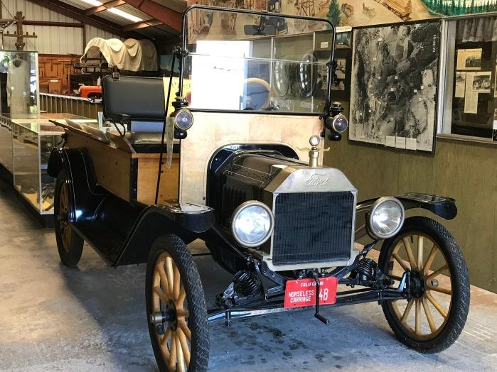 Larsen 1919 Ford PU