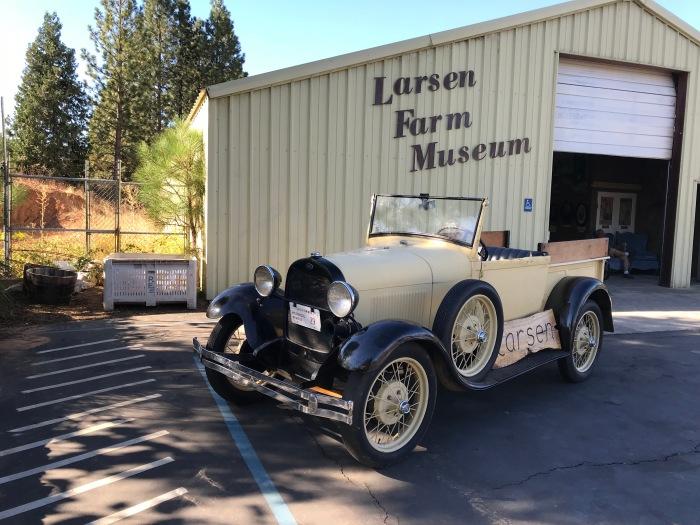 Larsen 1929 Ford PU