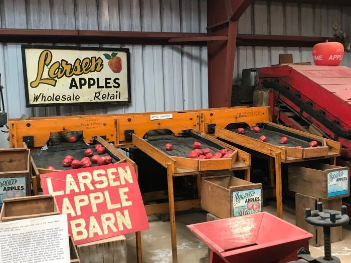 Larsen Apple grader