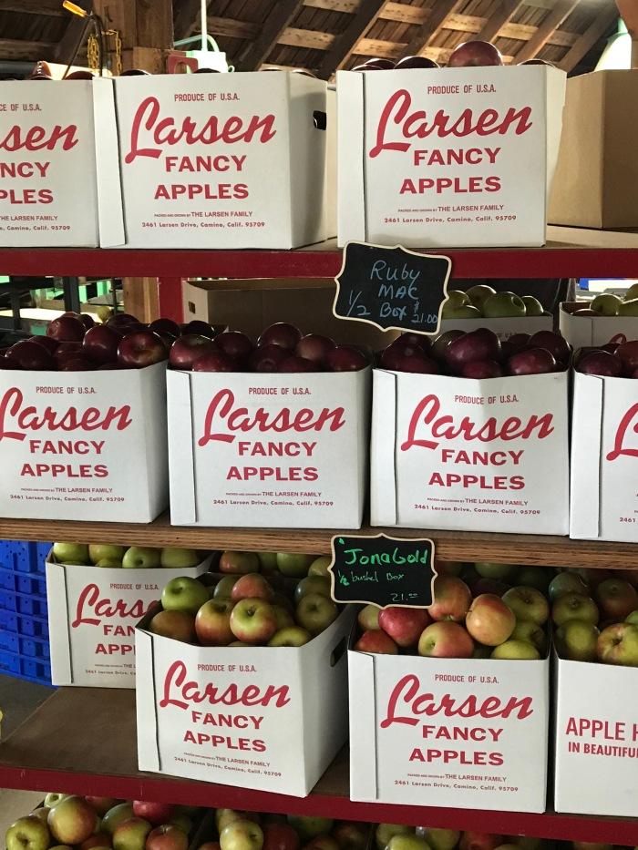 Larsen-apples