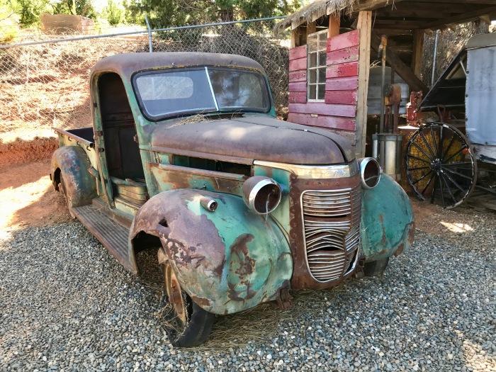 Larsen-Chevy Pickup