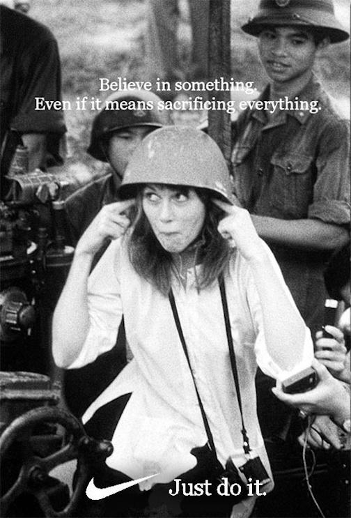 Nike Jane Fonda