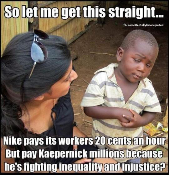 Nike Kaepernick-social justice