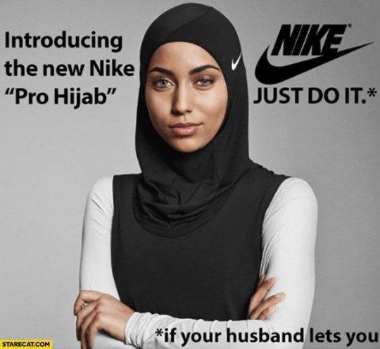 Nike ProHijab