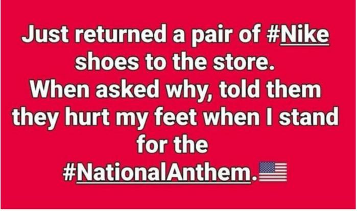 Nike-return
