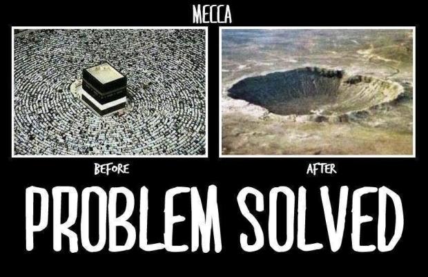 nuke-mecca