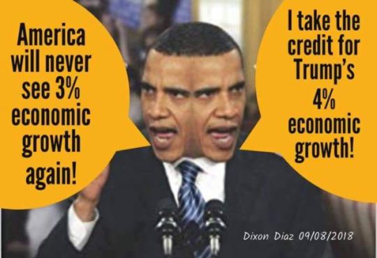 Obama-3%-Trump-4%