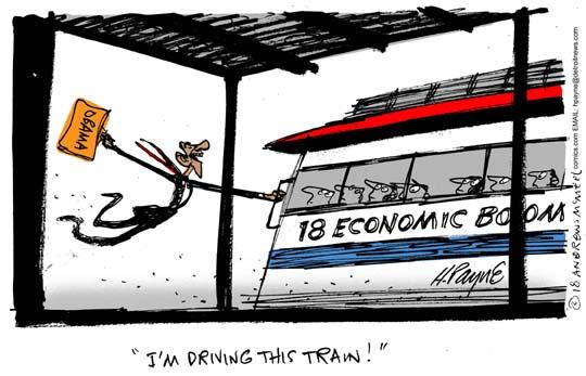 ObamaTrumpEconomy