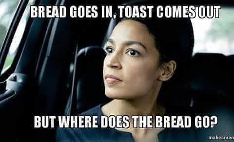 Ocasio-toast
