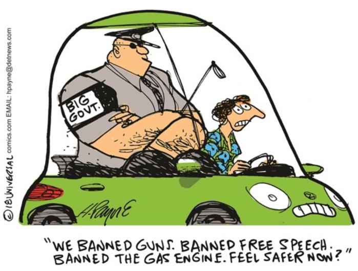 Payne-Big Government