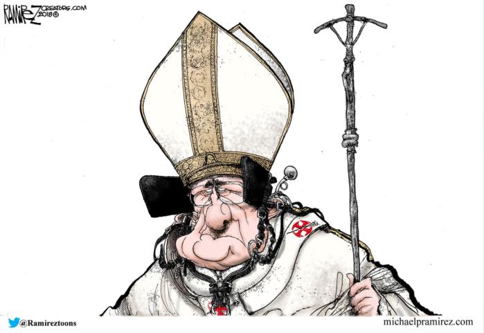 Pope-blinders