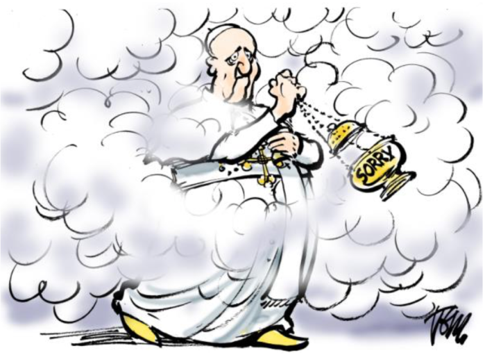 Pope Thurible