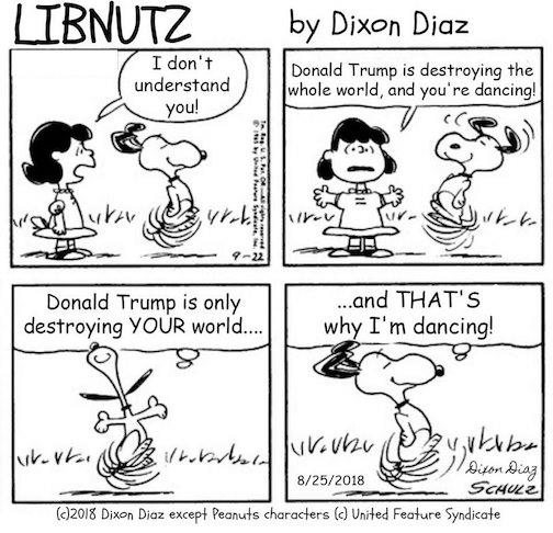 Trump-Libnuts