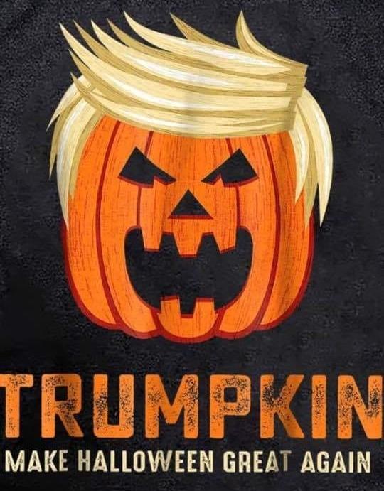 Trumpkin-Make Halloween Great Again
