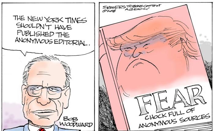Woodward-fear