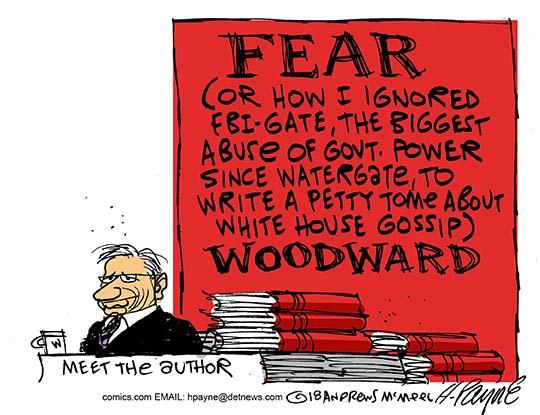 Woodwardgate