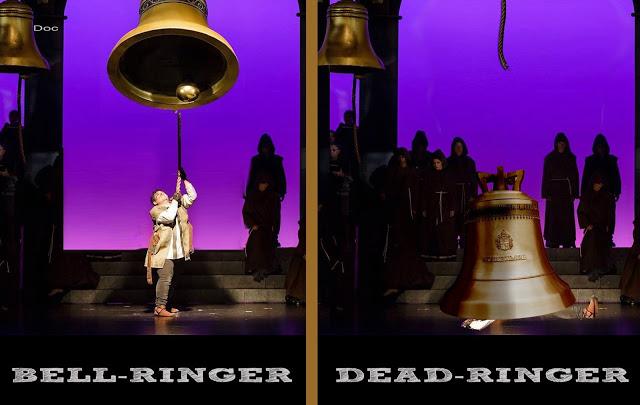 Bell ringer-dead ringer