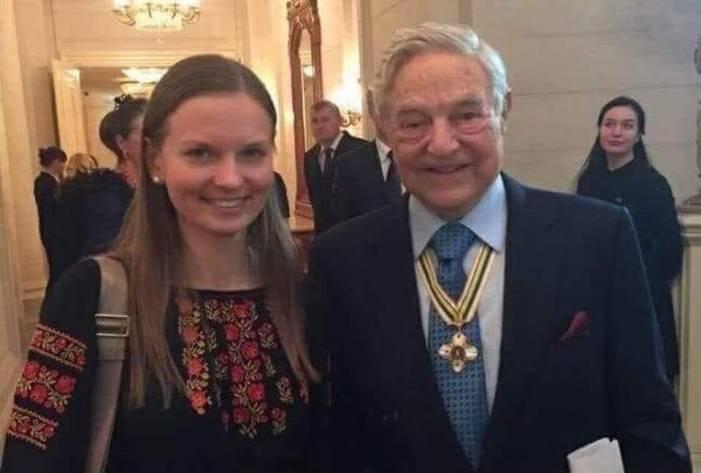 Christine Blasey Ford-Soros