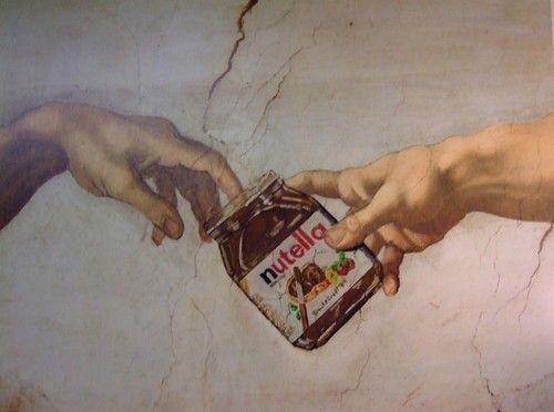 Creation-Nutella