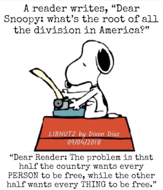 Dear Snoopy-libs