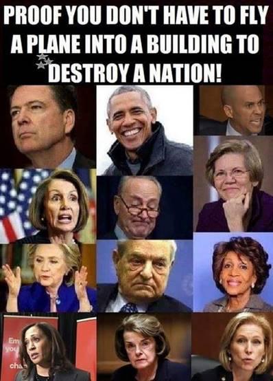 Destroy a Nation