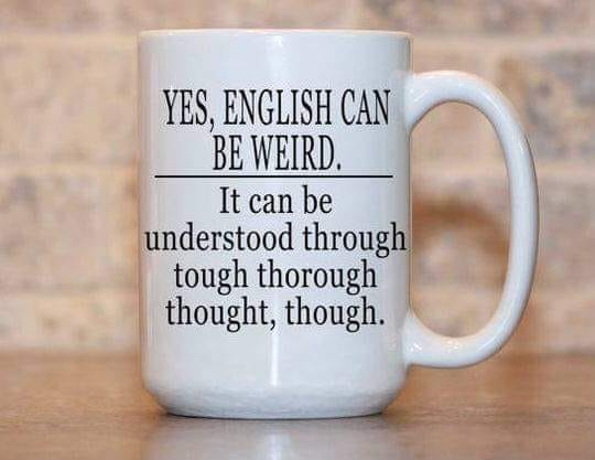 English thought