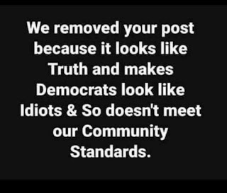 Facebook-removed post