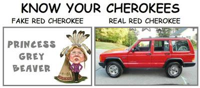 Fauxchahontas-cherokee