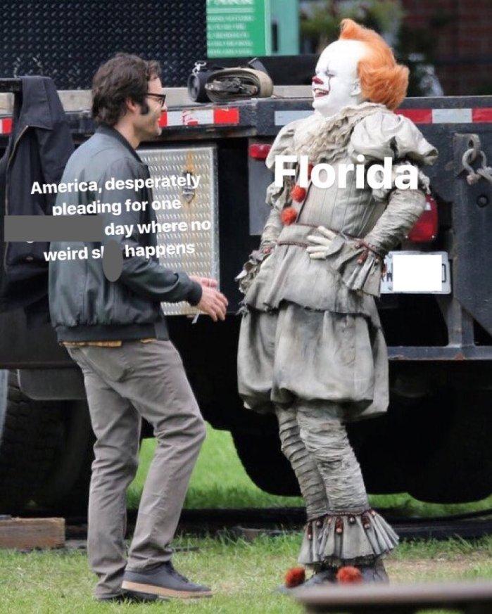 Floriduh-weird