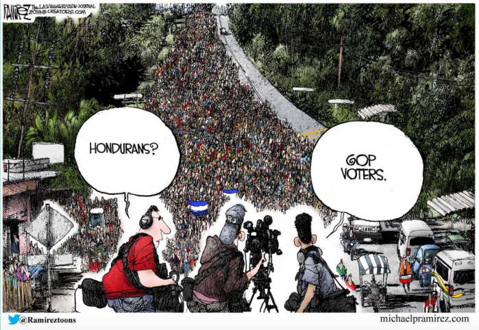 GOP invasion