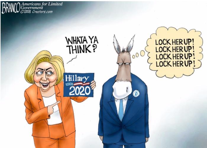 Hitlery-2020-'Rats-Lock 'er up