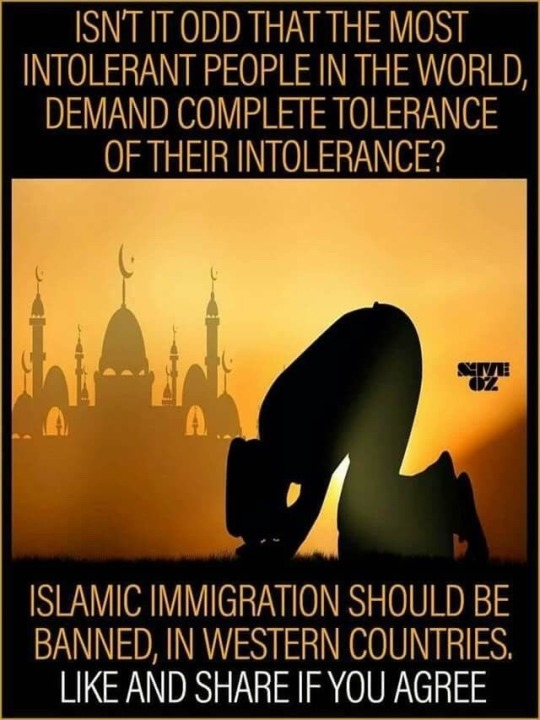 Islamic-intolerance