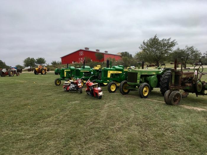 John Deere tractors-Lubbock