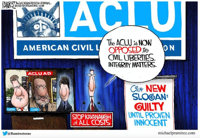 Kavanaugh ACLU