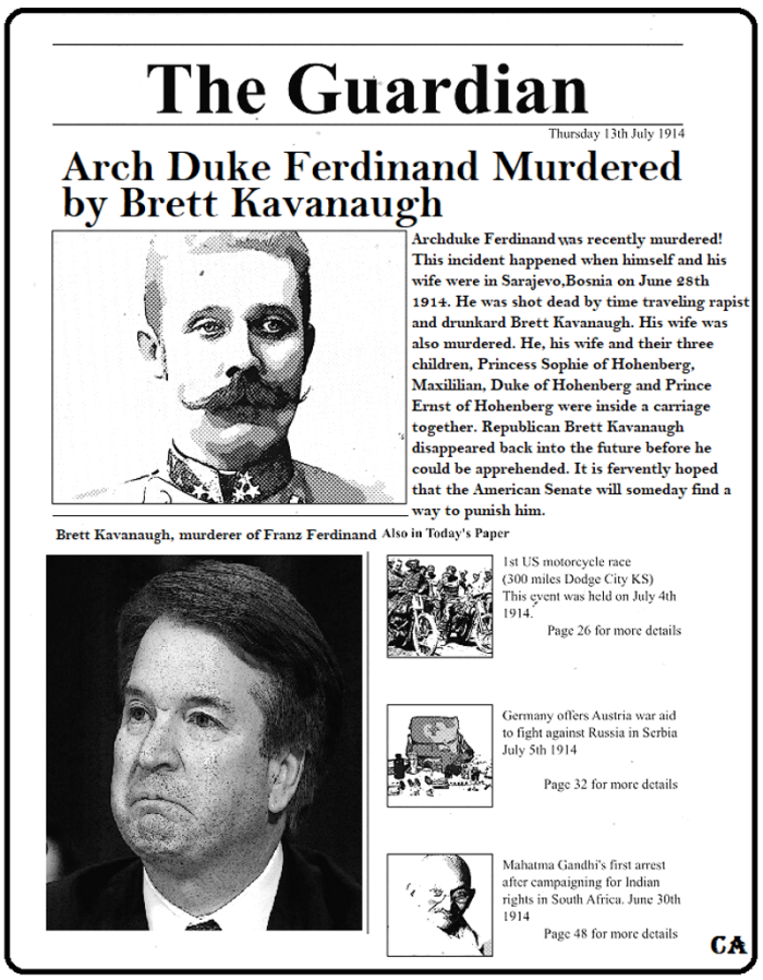 Kavanaugh-Duke Ferdinand