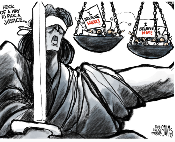Kavanaugh-Scales of Justice